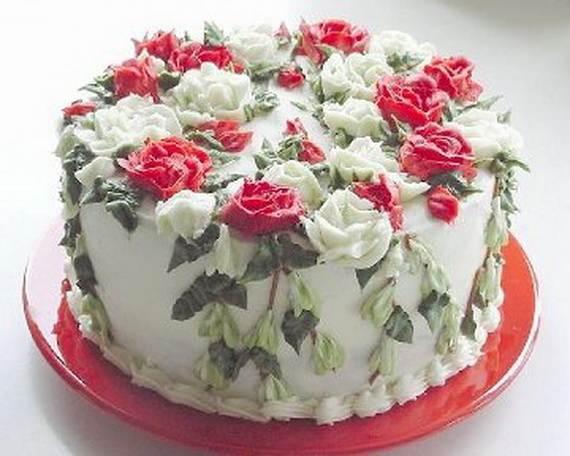 Valentine Cake Decorating Ideas Pictures