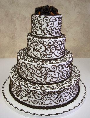 Wedding Cakes Los Angeles