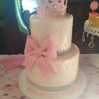 Baby Shower Cake Los Angeles