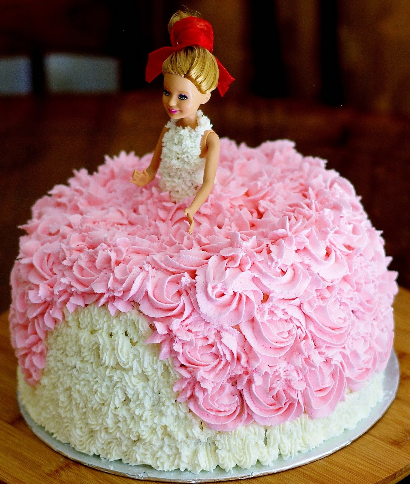 Barbie Birthday Cake Girl