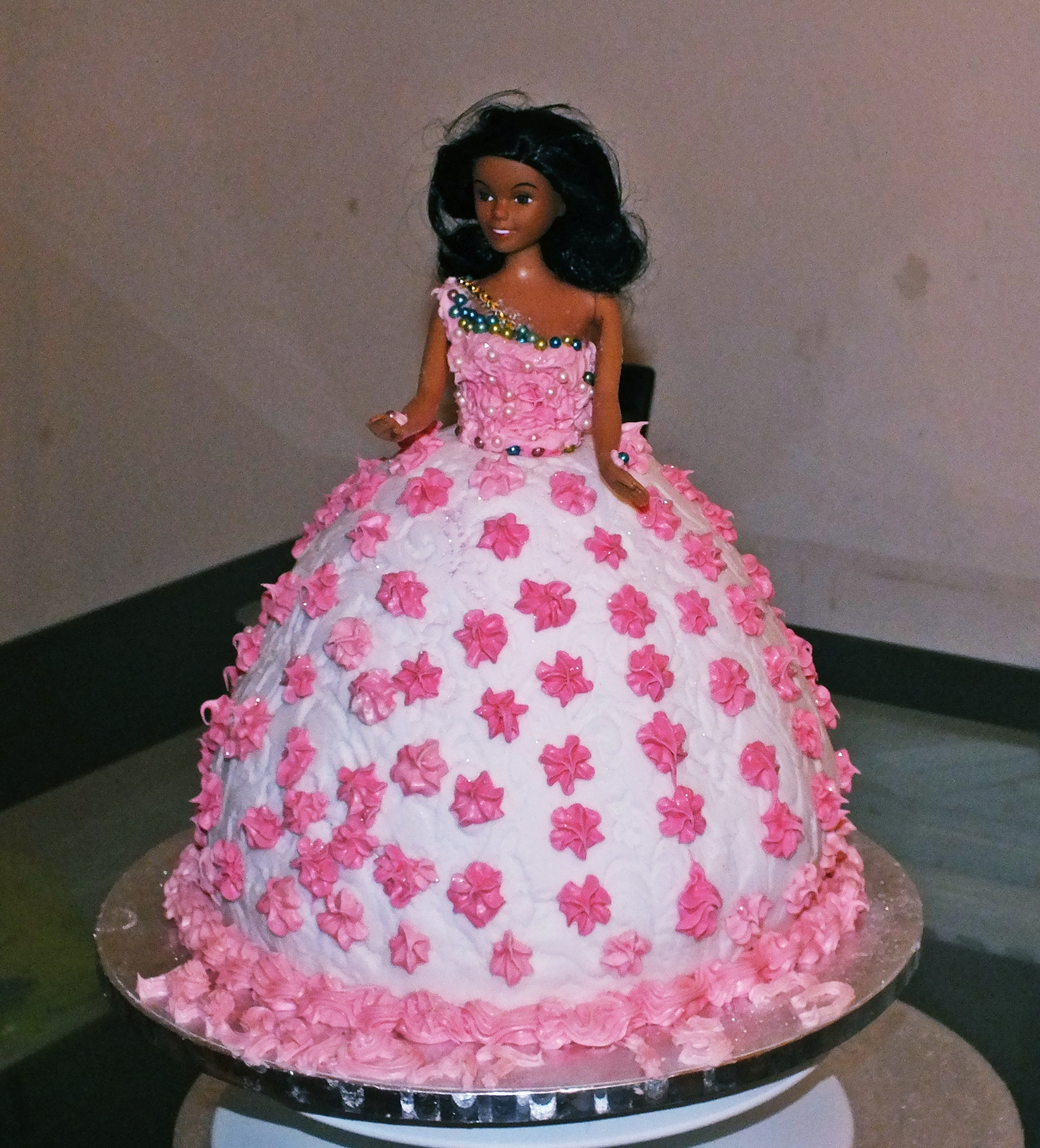 Barbie Girl Party Cakes