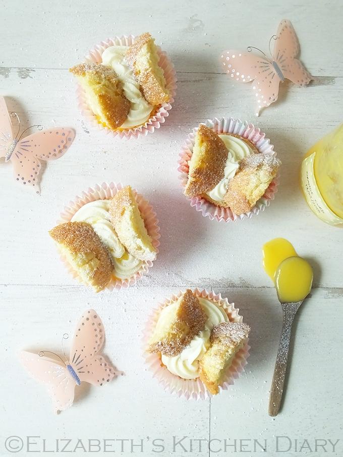7 Photos of Pinterest Butterfly Fairy Cakes