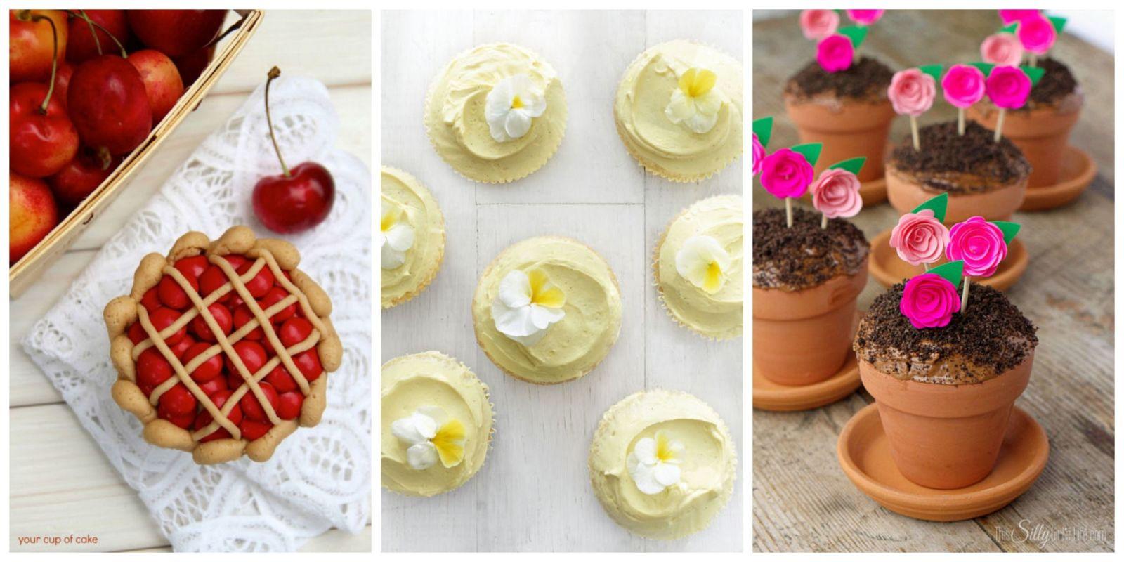 Fun and Easy Cupcake Decorating Idea