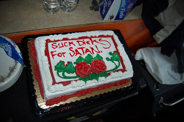 Horrible Birthday Cakes