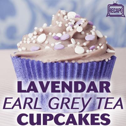 Lavender Earl Grey Tea Cake Recipe
