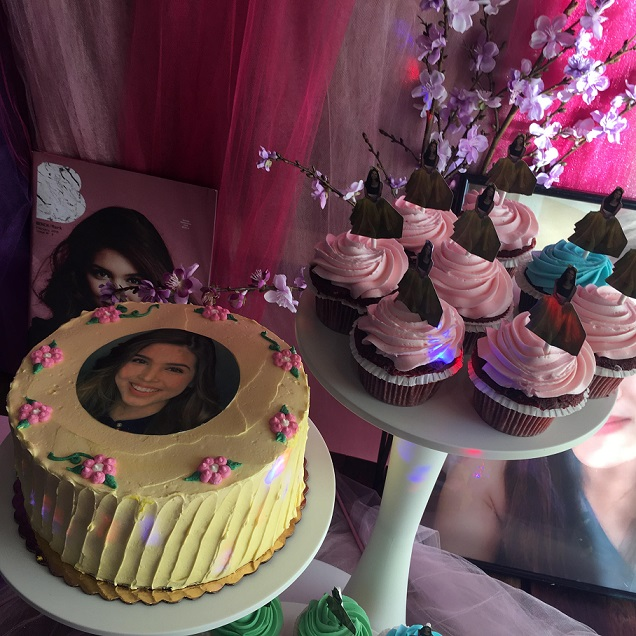 Mendoza Maine Birthday Cakes