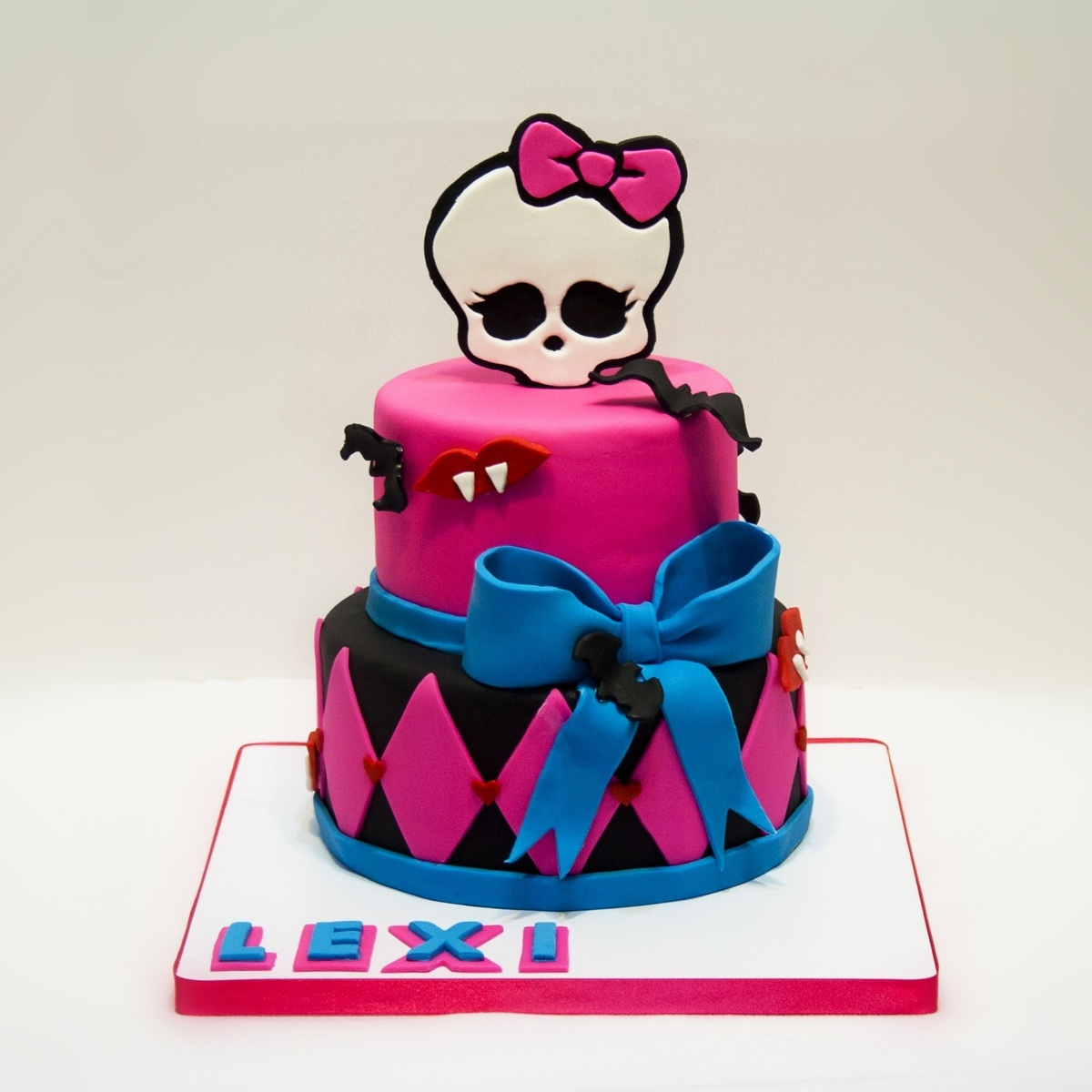 Monster High Cake Idea