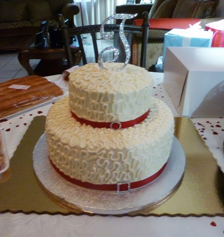 Publix Raspberry Elegance Cake