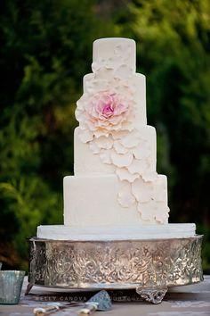 5 Photos of Central Florida Wedding Cakes