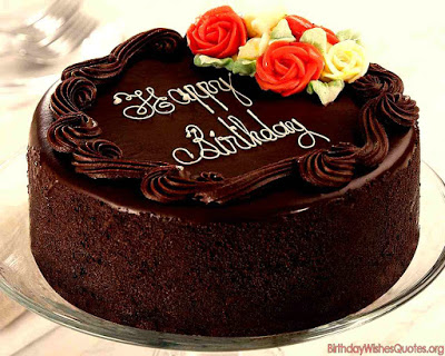Awesome Happy Birthday Cake