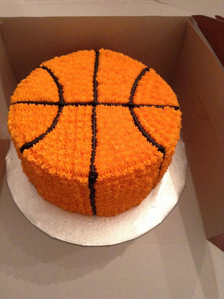 12 Photos of Basketball Cakes For Men
