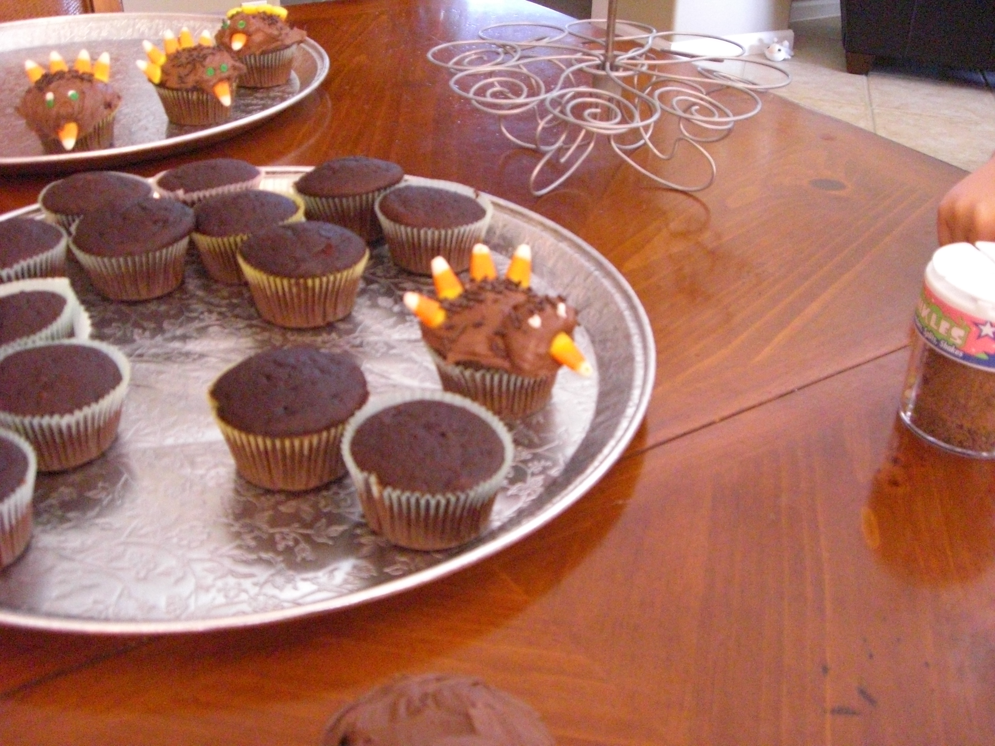 Betty Crocker Turkey Cupcakes Recipe