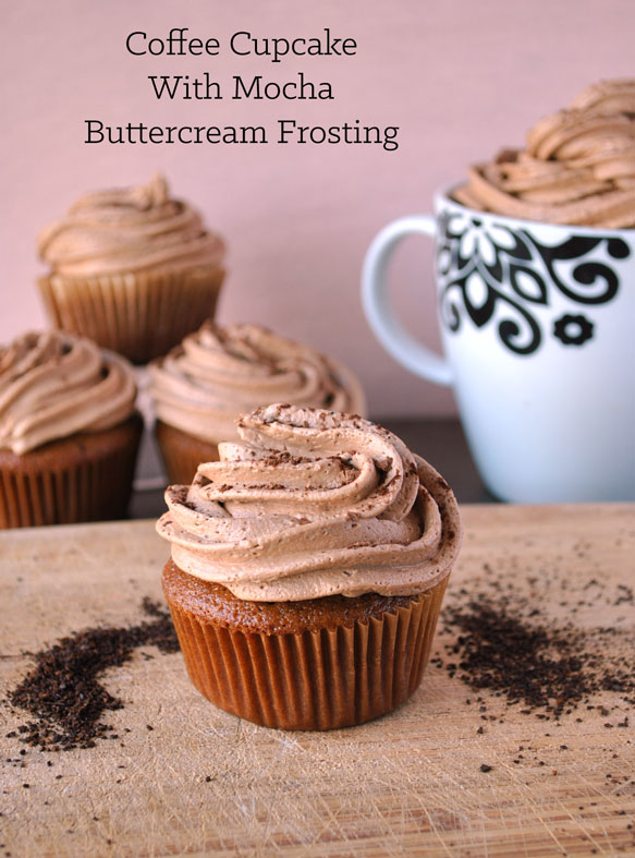 7 Photos of Mocha Espresso Cupcakes With Buttercream Frosting
