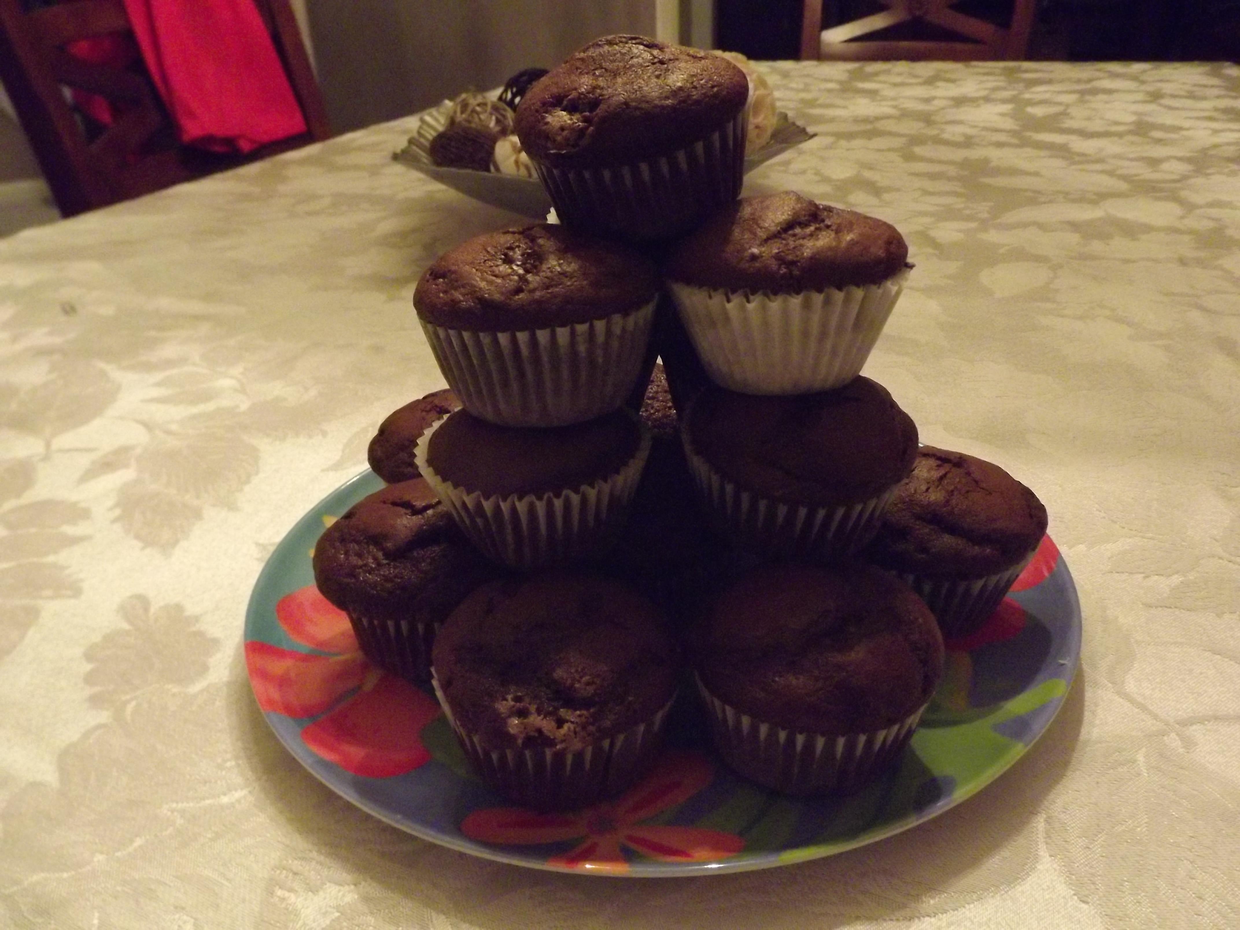 Delicious Chocolate Cupcake Recipe