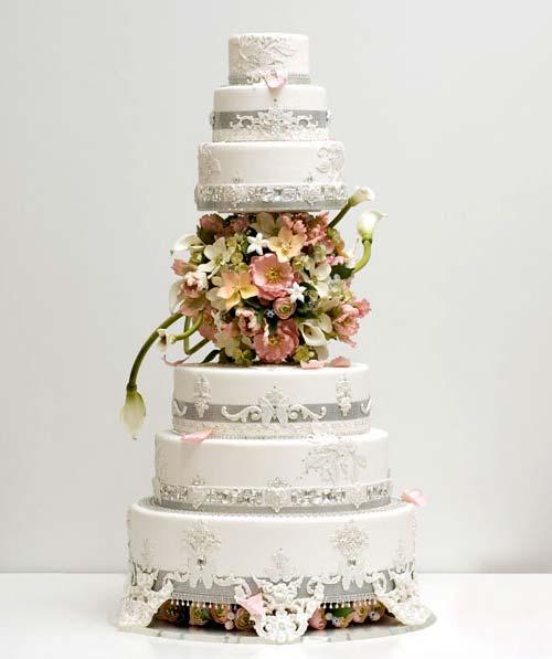 11 Photos of Wedding Cakes By Ron Ben