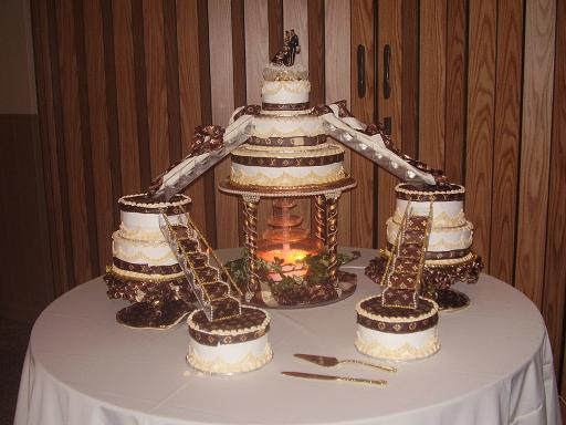 Ghetto Wedding Cakes