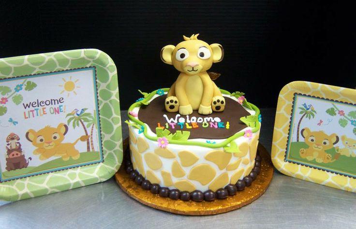 King Cake Baby Shower