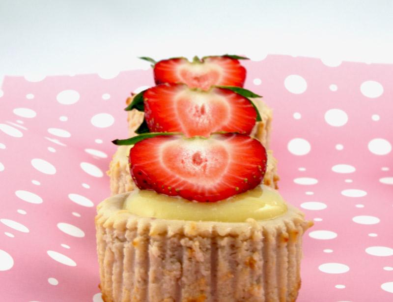 Lemon Cheesecake Cupcake Recipe