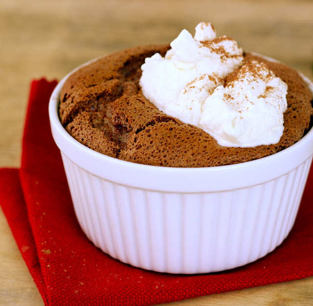 Molten Chocolate Cake Recipe