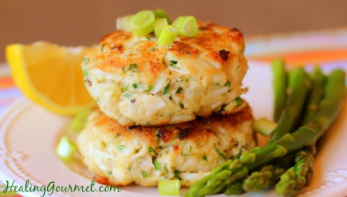 8 Photos of Gourmet Crab Cakes