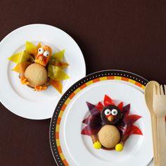 Pretzel Turkey Treats