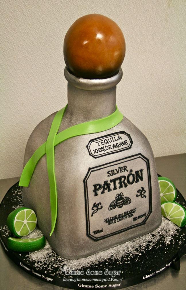 11 Photos of Patron Tequila Cakes