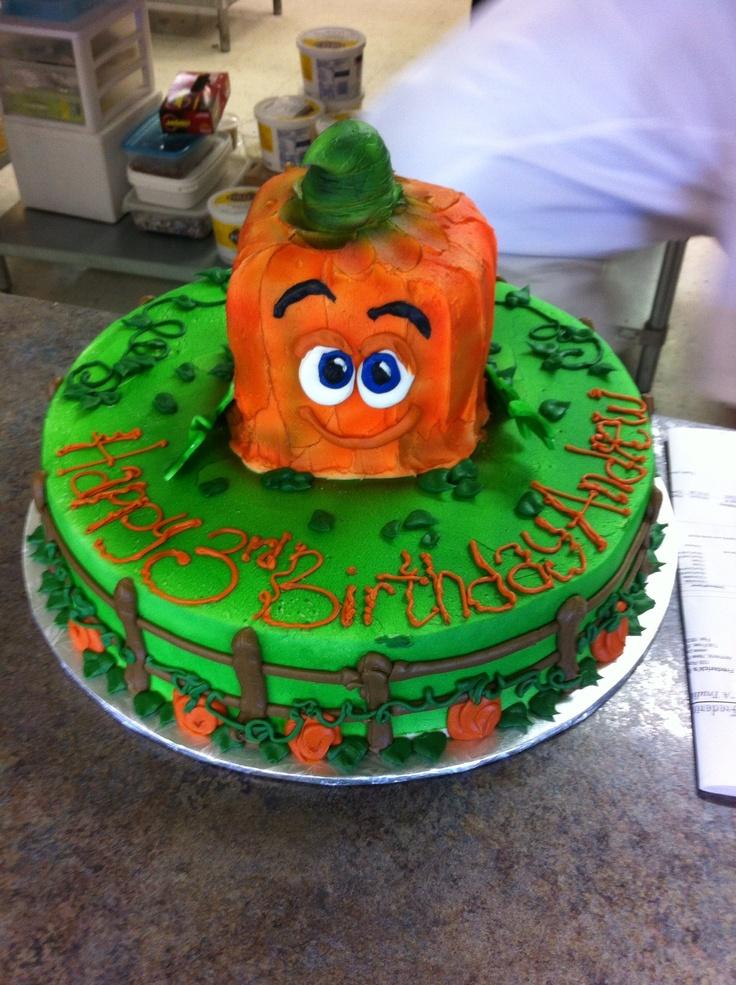 6 Photos of Square Halloween Cakes