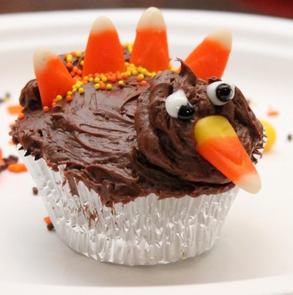 Thanksgiving Turkey Cupcakes Betty Crocker
