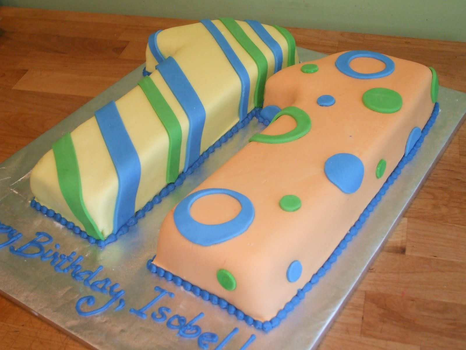 11 Year Old Birthday Cake Ideas
