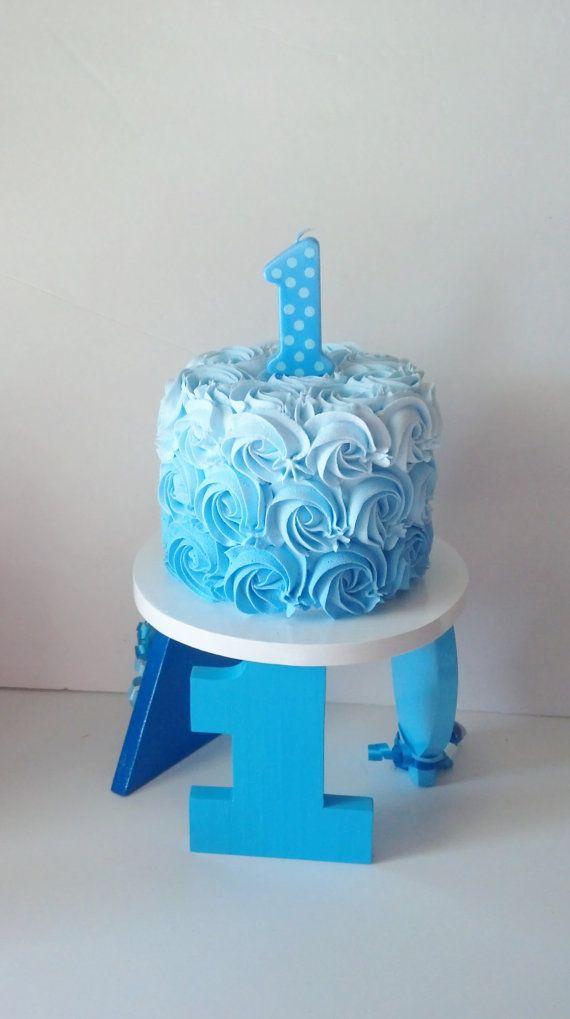 1st Birthday Smash Cake Ideas for Boys