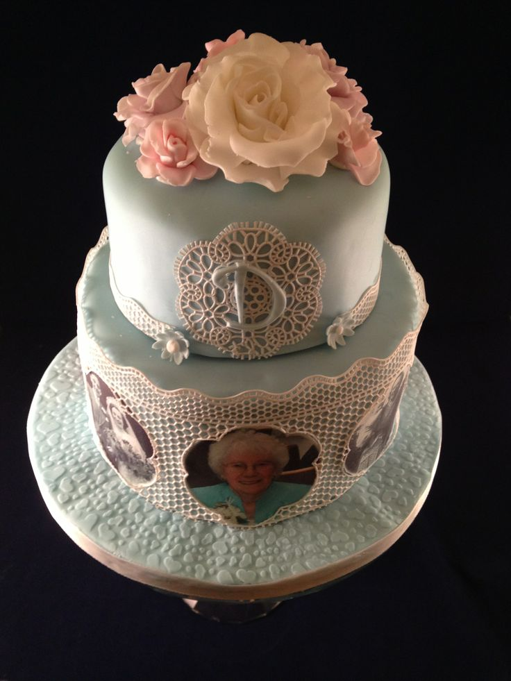 90th Birthday Cake Ideas