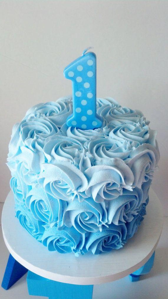 Boy First Birthday Smash Cake Ideas