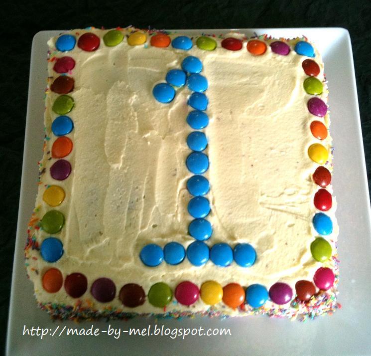 Easy First Birthday Cake Ideas for Boys