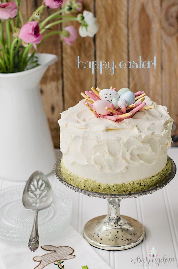 Elegant Spring Cakes Easter