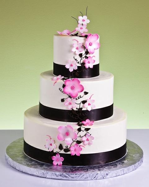 European Bakery Wedding Cakes