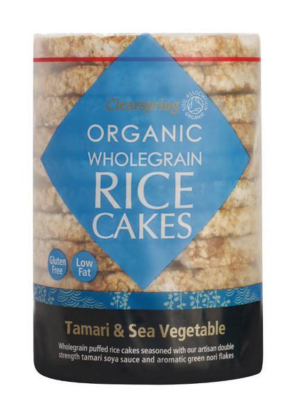 Gluten Free Organic Rice Cake