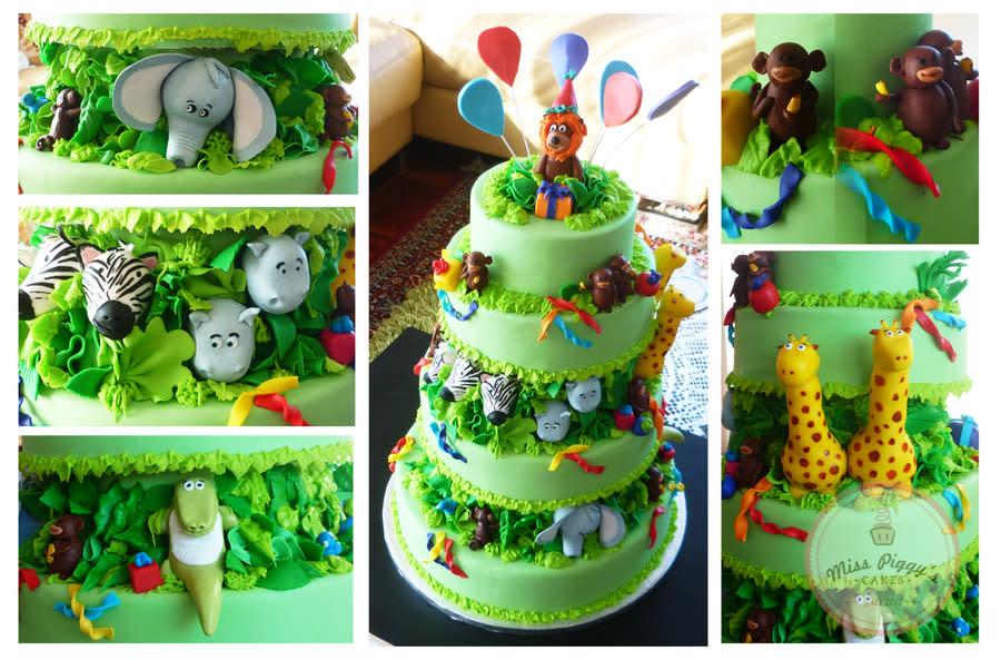 Jungle Cake Designs