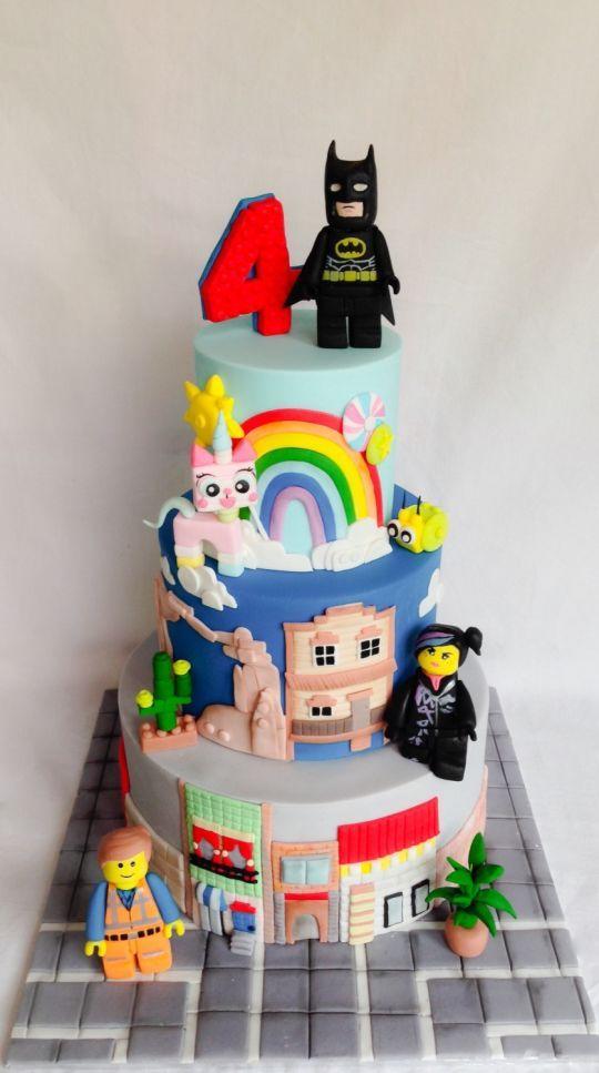 LEGO Birthday Cake Movie