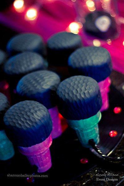 Microphone Rock Star Cupcakes