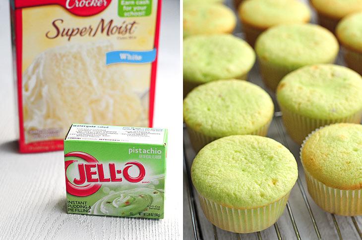 Pistachio Pudding Recipes with Cake Mix
