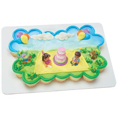 Publix Cupcakes Birthday Cake