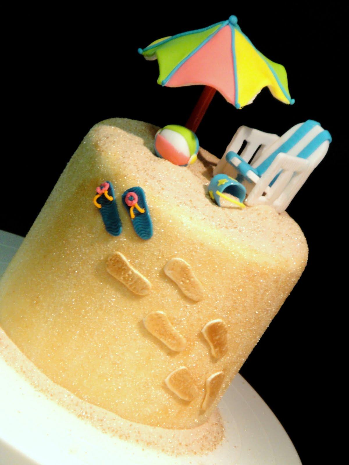 Sand Sugar for Cake Decorating
