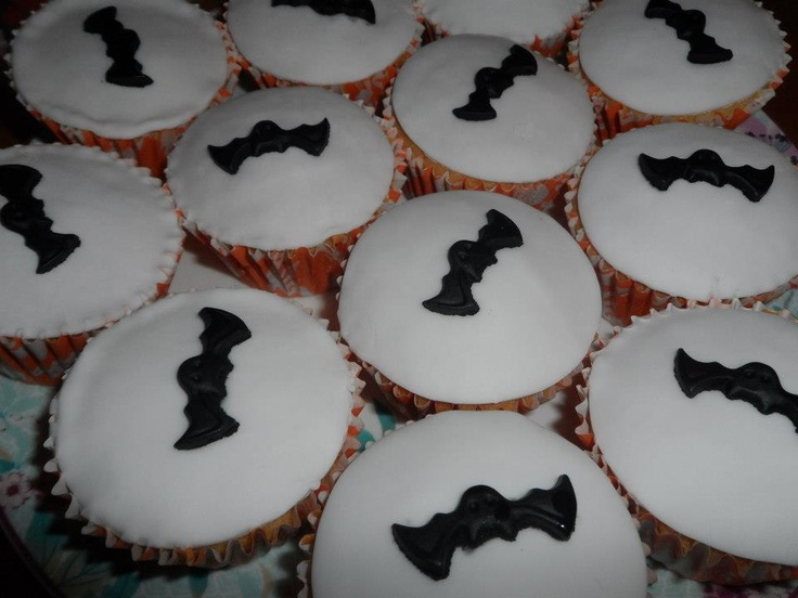 Scary Halloween Cupcakes Pinterest
