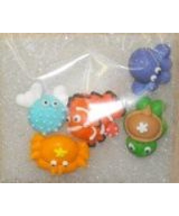 Sea Creature Decorations