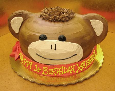 Seattle Kids Birthday Cakes