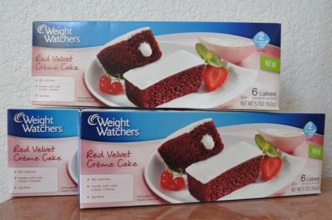 Weight Watchers Red Velvet Cake