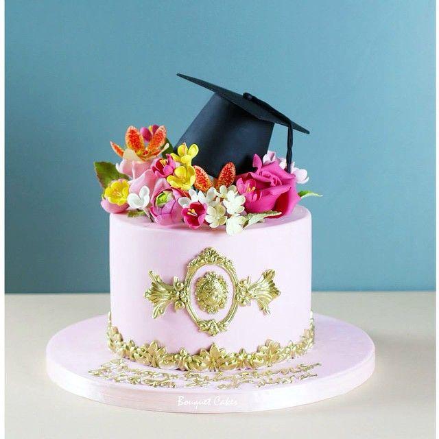 2017 Graduation Cake Ideas