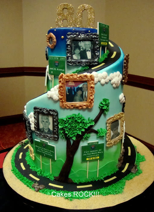 12 Photos of Road To Life Cakes