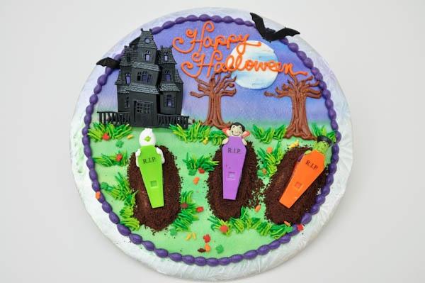 9 Inch Round Cake
