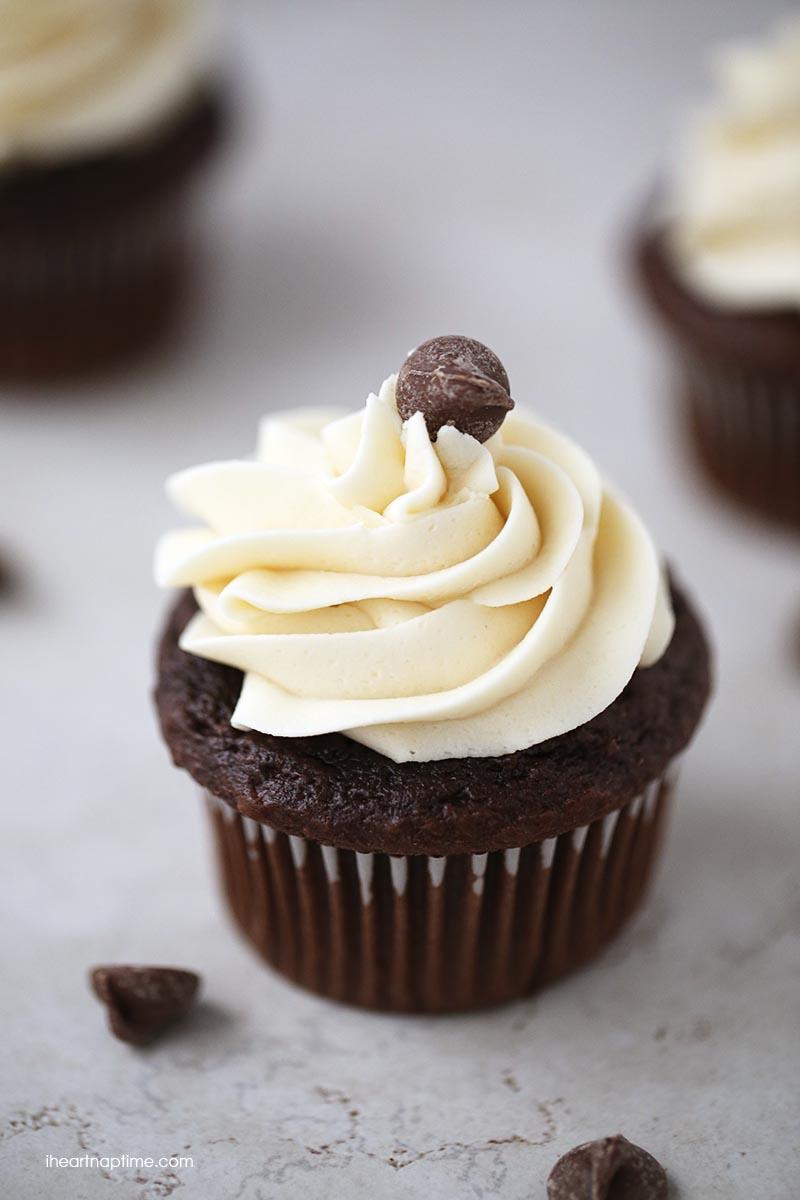 Best Chocolate Cupcake